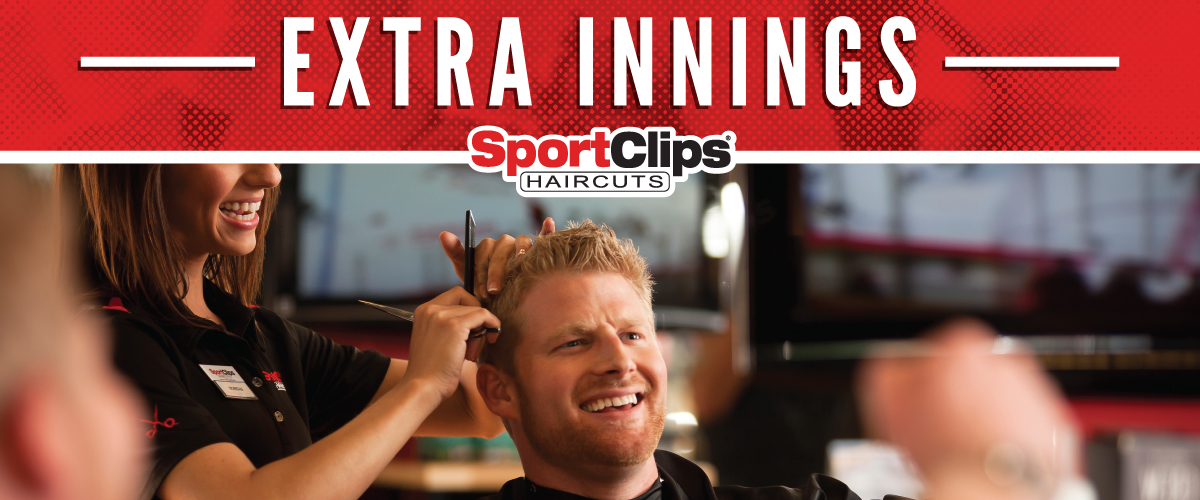 The Sport Clips Haircuts of Fort Myers - Colonial Square Extra Innings Offerings