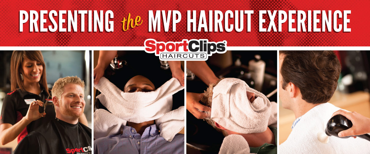 The Sport Clips Haircuts of Fort Myers - Colonial Square MVP Haircut Experience